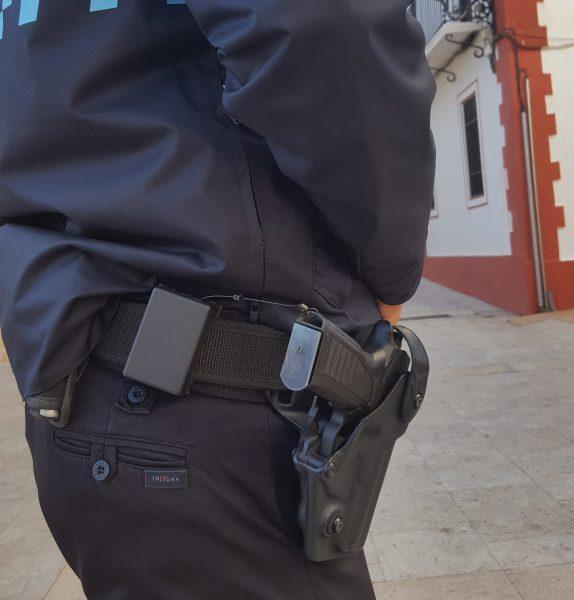 Detalle SIR estandar en Policía Local de Pedro Muñoz_Ciudad Real
