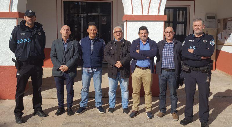 Entrega de 12 SIR a la plantilla Policía Local de Pedro Muñoz_Ciudad Real